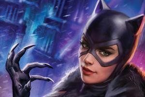 Catwoman 4k 2020 Wallpaper