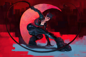 Catwoman 4k Art 2020