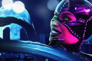 Catwoman 5k 2021 Wallpaper