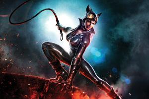 Catwoman Artwork