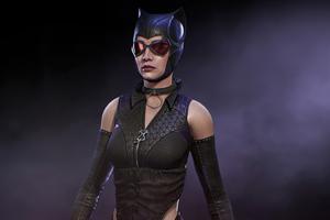 Catwoman Batman Knightfall 4k