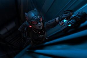 Catwoman Batman The Telltale Series Wallpaper