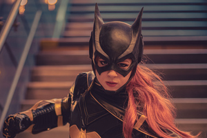 Catwoman Cosplay 5k
