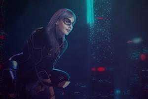 Catwoman Felicity Jones 4k
