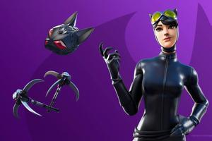 Catwoman Fortnite