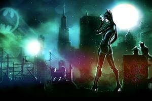 Catwoman Gotham City