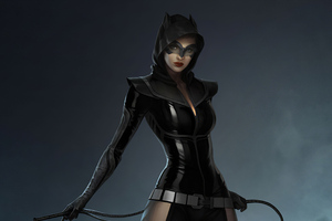 Catwoman Injustice 2 Game 4k Wallpaper