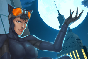 Catwoman New Artwork
