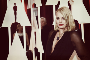 Celebrity Margot Robbie Wallpaper