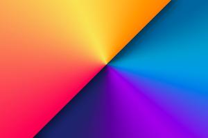 Center Shine Material 4k Wallpaper