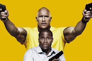 Central Intelligence 2016 Wallpaper