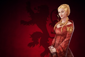 Cersei Lannister Game Of Thrones 4k Wallpaper