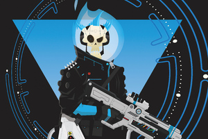 Cetiner Cyberpunk Blue