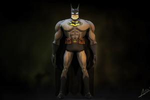 CGI Batman