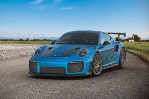 CGI Porsche GT2 RS