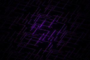 Cgi Rendeer Purple 4k Wallpaper