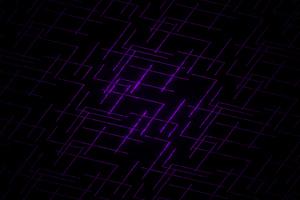 Cgi Rendeer Purple 4k