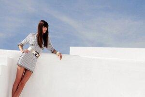 Chanel Celaya Wallpaper