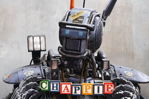 Chappie 2015 Movie Wallpaper