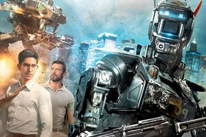 Chappie Movie HD Wallpaper