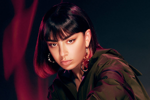 Charli Xcx L Officiel Photoshoot