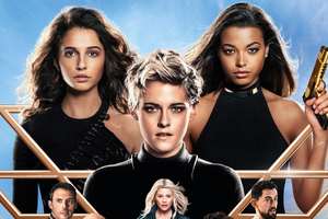 Charlies Angels 2019 4k Movie Wallpaper