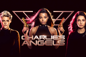 Charlies Angels 2019 8k Wallpaper