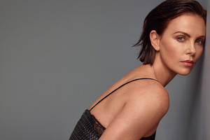 Charlize Theron Maire Claire 2019 Wallpaper