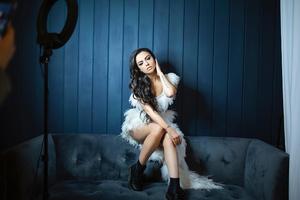 Cher Lloyd 4k Wallpaper