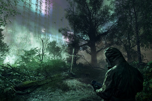Chernobylite 4k