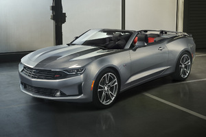 Chevrolet Camaro RS Convertible 2018