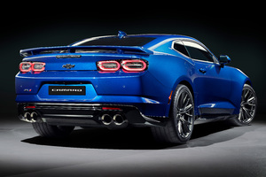 Chevrolet Camaro ZL1 2019 Rear