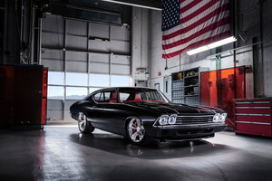 Chevrolet Chevelle Muscle Car