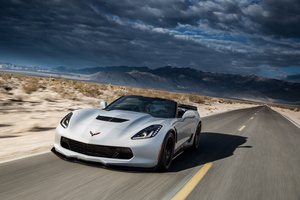 Chevrolet Corvette 8k Wallpaper