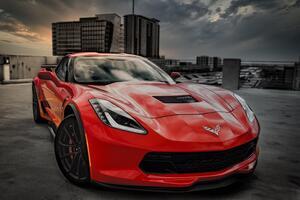 Chevrolet Corvette Grand Sport 2020