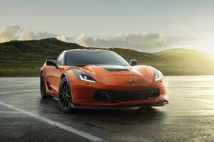 Chevrolet Corvette Z06 5k Wallpaper