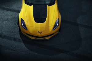 Chevrolet Corvette ZR7 Wallpaper