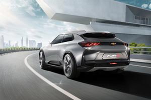 Chevrolet Fnr X Concept 4k