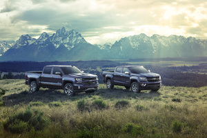 Chevrolet Silverado And Chevrolet Colorado Z71