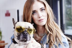 Chiara Ferragni 2019 New Wallpaper