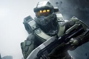 Chief Halo 5 Wallpaper