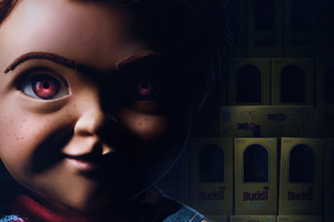 Childs Play 2019 4k Wallpaper