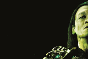 Chin Han As Shang Tsung Mortal Kombat Movie