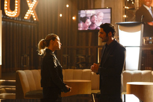 Chloe Decker And Lucifer