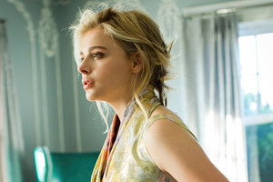 Chloe Grace Moretz 2021 4k Wallpaper