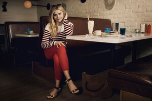Chloe Grace Mortez American Actress 4k
