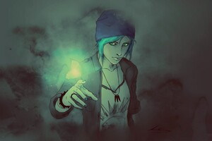 Chloe Price Life is Strange 2 Wallpaper