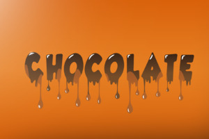 Chocolate Material Design