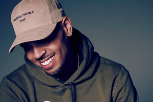 Chris Brown 5k Wallpaper