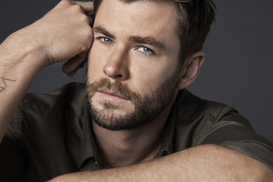 Chris Hemsworth 2019 8k